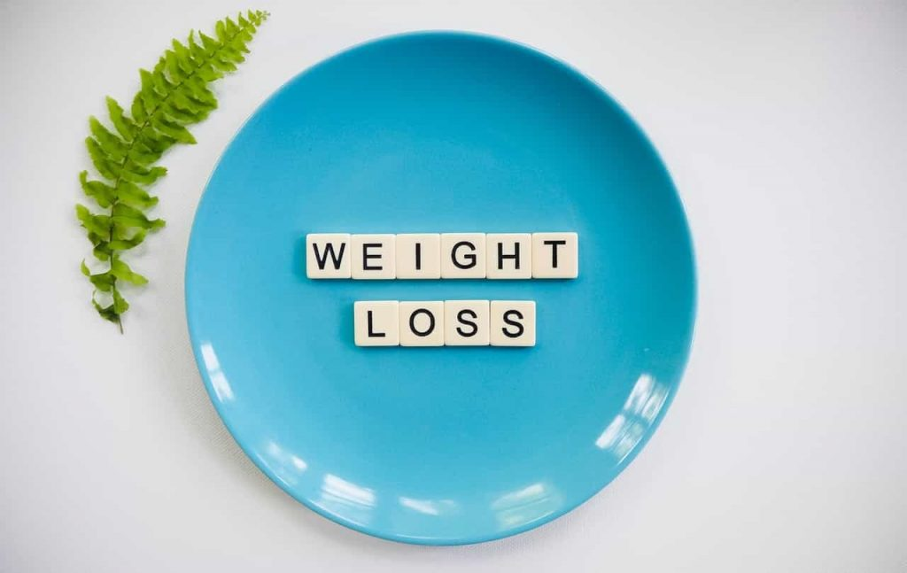 Weight loss is one of the goals of a diabetic diet if the person is overweight or obese.